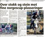 Norges Cup 4 på Jevnaker