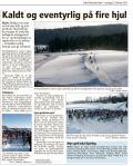 Fartsløp på Mork - februar 2011