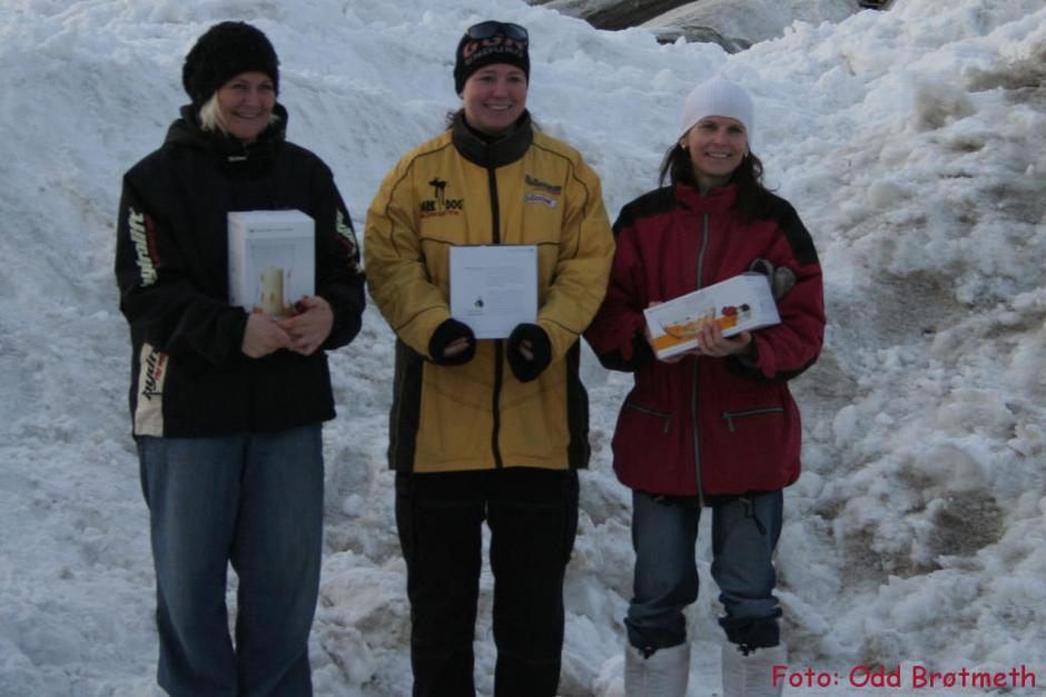 Så liten jeg er! Premieutdeling nr 1 - Norges Cup 1